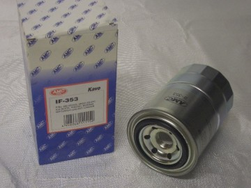 Dieselfilter Yanmar m/ tapping og for vannsensor